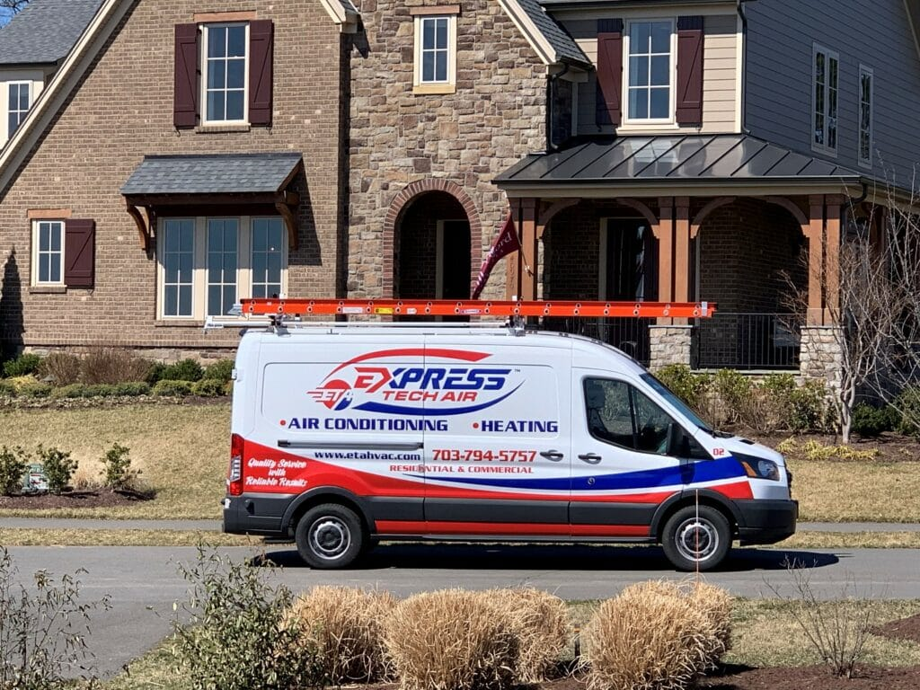 Fairfax HVAC Services