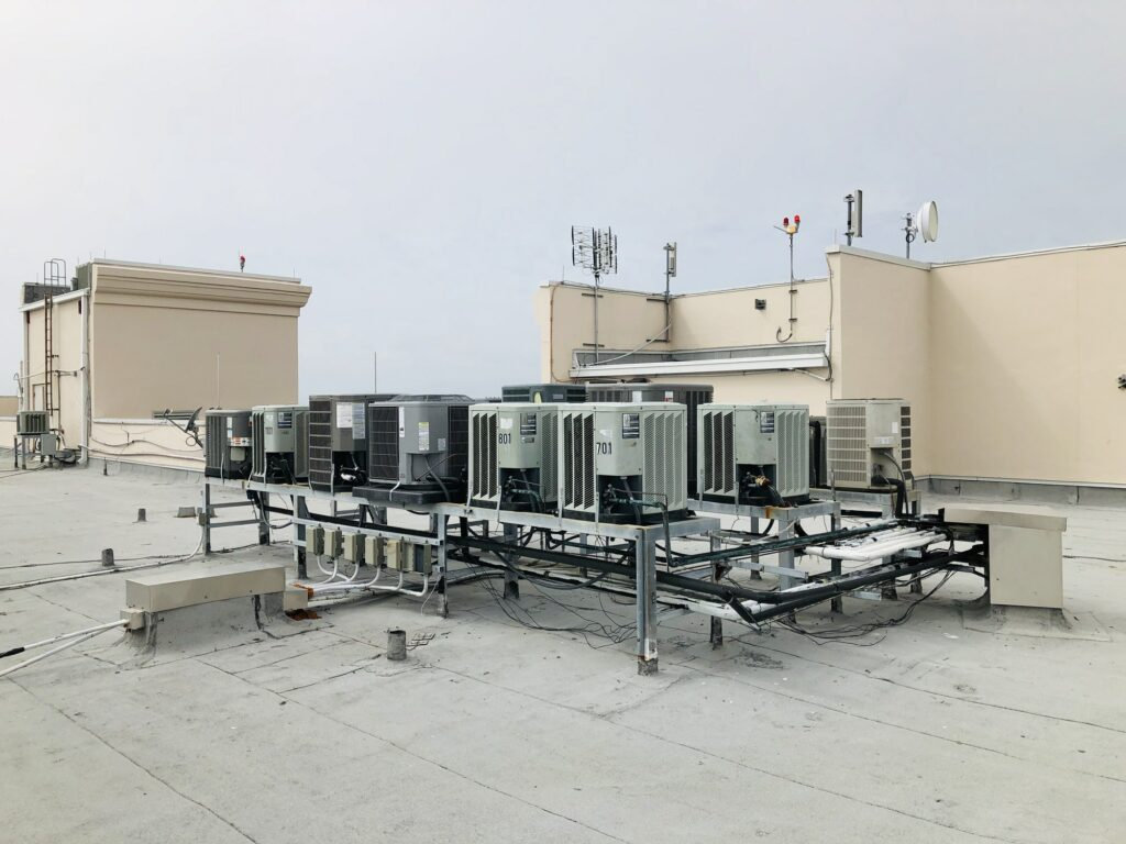 commercial air conditioning replacement