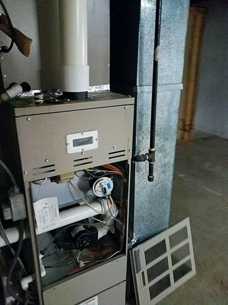 preparing your HVAC system for the cold
